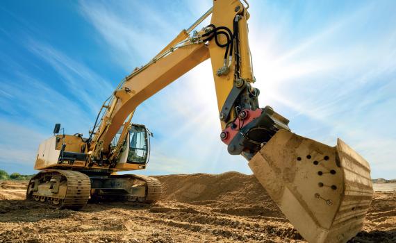 Dein Job für die Zukunft – Erdbewegungsmaschinenführer/in