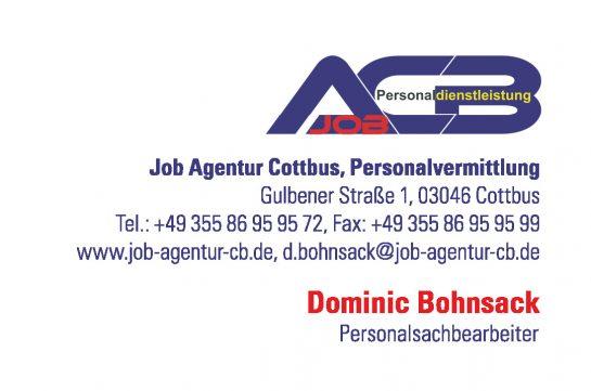 Dominic Bohnsack