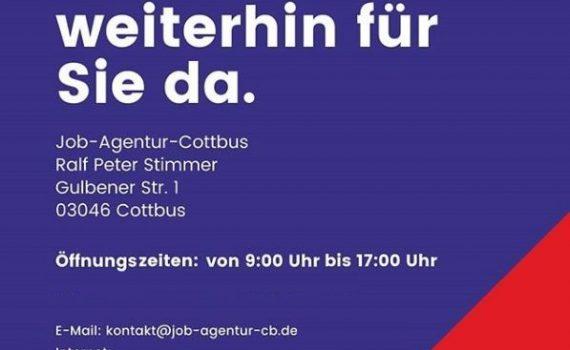 Wir haben einen Job für dich!